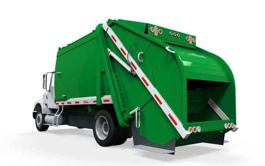 St Louis, MO. Garbage Truck Insurance