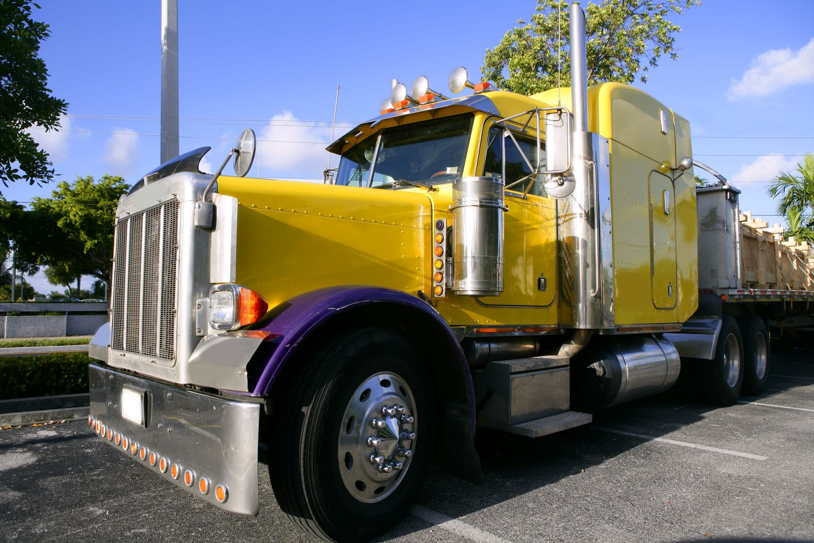 St Louis, MO. Flatbed Truck Insurance